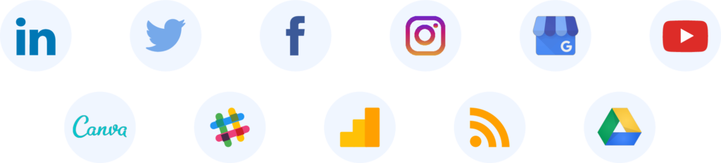 Social Media Automation [ ALL in 1 Social Media Automation for Facebook, Instagram, Linkedin, Twiter Youtube, Google My Business and more..] 1